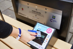 Lewisham becomes the first smart London's borough thanks to Smart benches