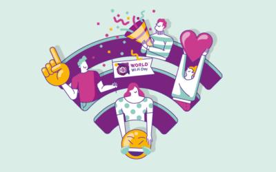 Tanaza comemora o World Wi-Fi Day com Emojis nos SSIDs