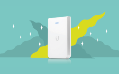 Wi-Fi for hotels will be easier, with UniFi AC In-Wall