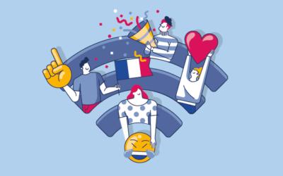 Partenaires Tanaza en France, célébrez le 14 Juillet avec nous !