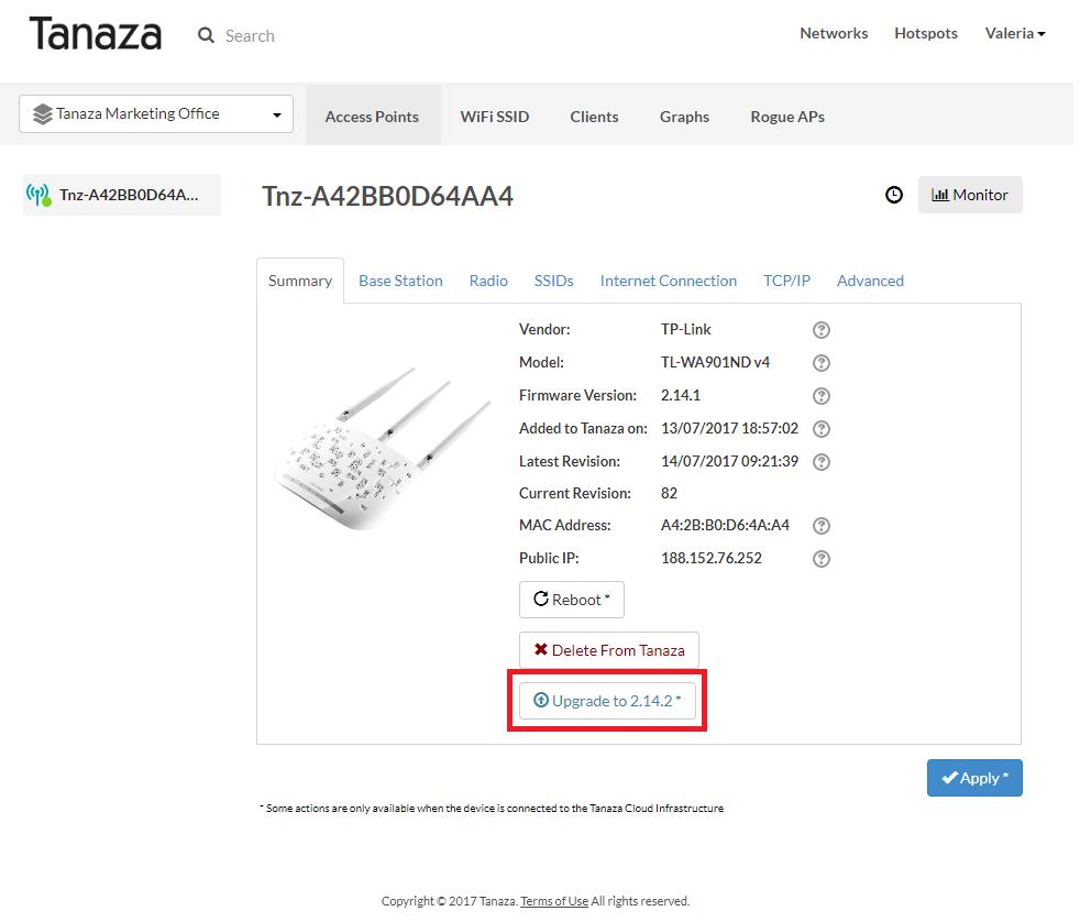 El portal cautivo de tanaza: más rápido que nunca | Tanaza funcionalidades
