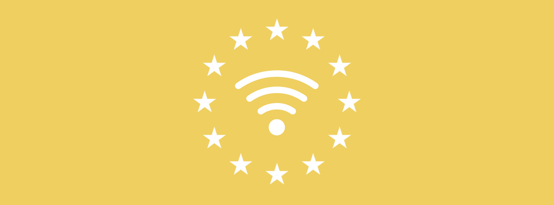 Wi-Fi4EU initiative