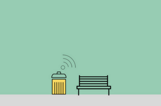 Smart Cities: Singapore integrates access points to its trash bin