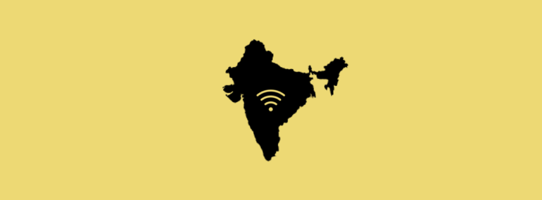 Wi-Fi hotspots in India