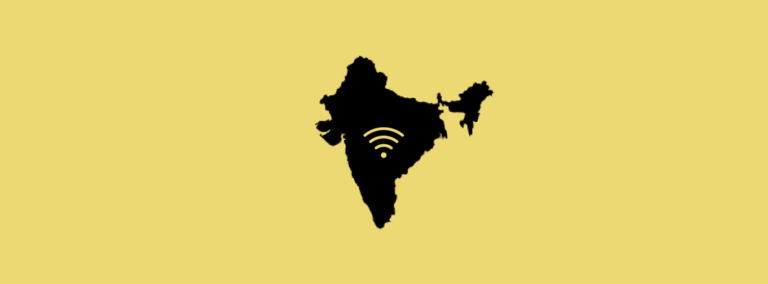 1.5 million new Wi-Fi hotspots in India