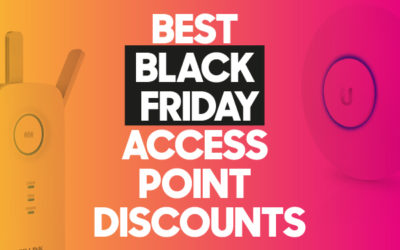 Best Black Friday access point discounts