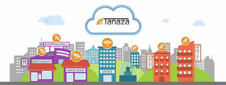 tanaza wifi