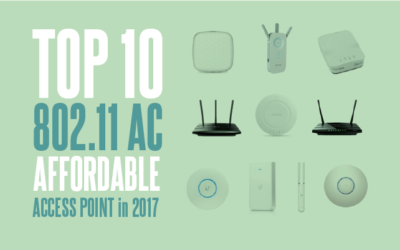 Top 10 best affordable 802.11ac access points in 2017