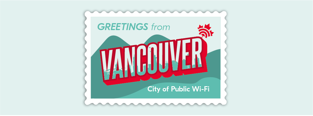 Vancouver deploys the biggest free WiFi networks in Canada
