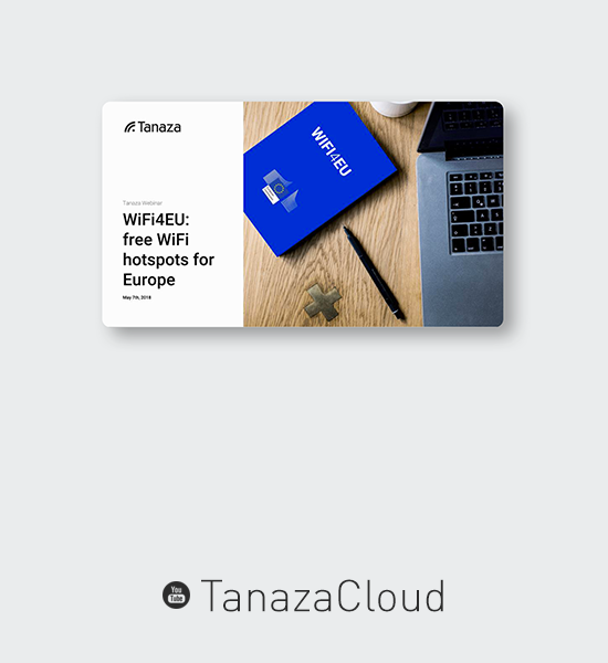 request the Tanaza webinar recording