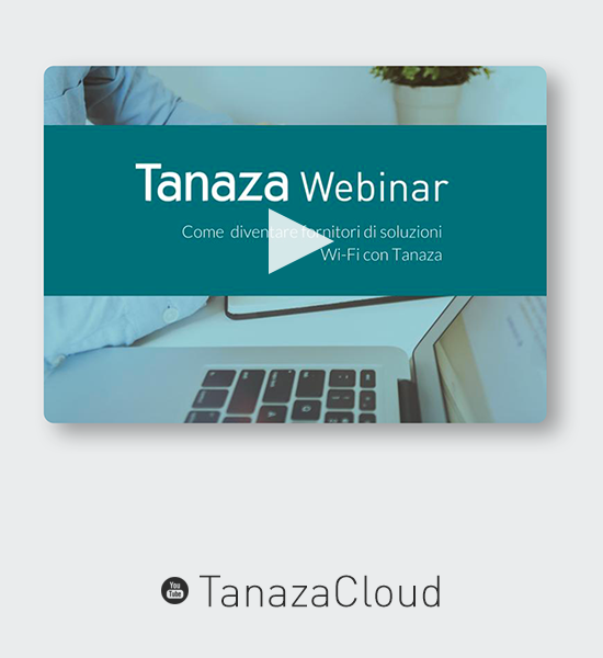 Tanaza webinar video
