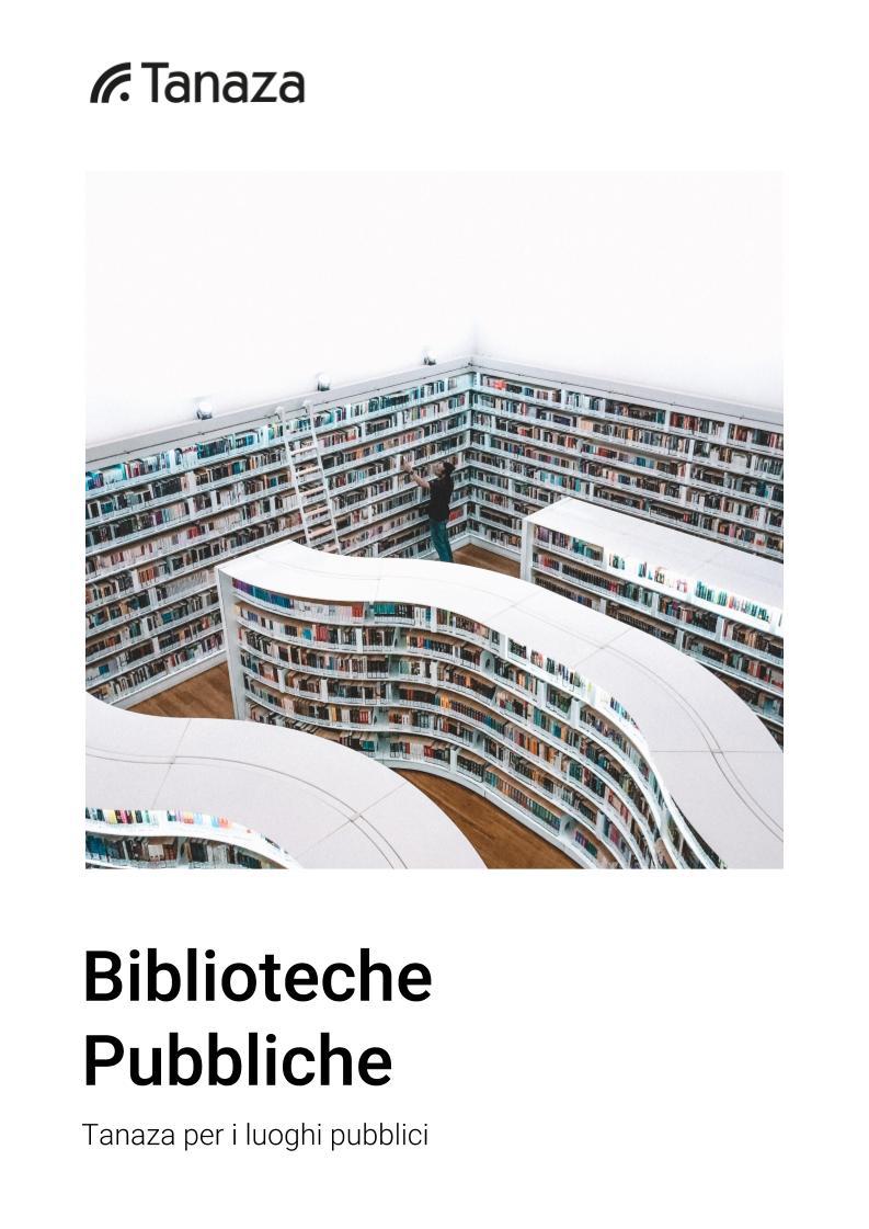 biblioteche pubbliche amministrazioni