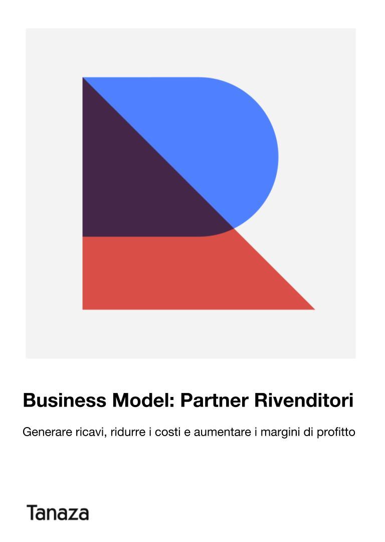 modello di business partner rivenditori