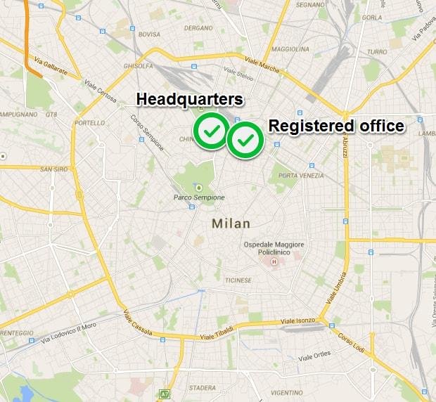 Contatti Tanaza | Cloud management di reti Wi-Fi | telefono email indirizzo | sede legale | sede operativa
