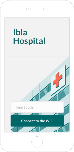 accesso rete wifi ospedaliera