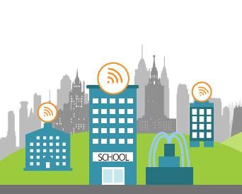 Wi-Fi para la educación: colegios, escuelas técnicas, universidades