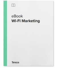 Tanaza ebook WiFi marketing