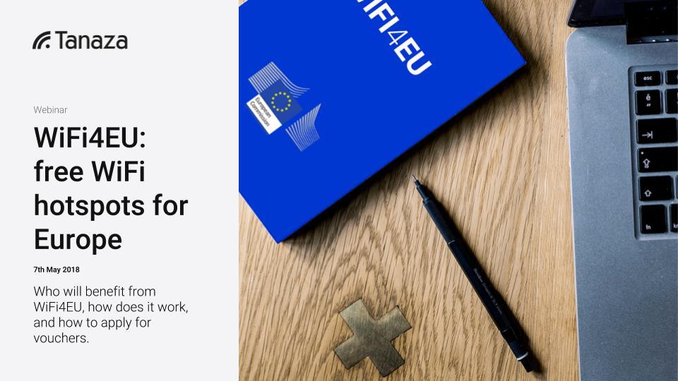 WiFi4EU Webinar