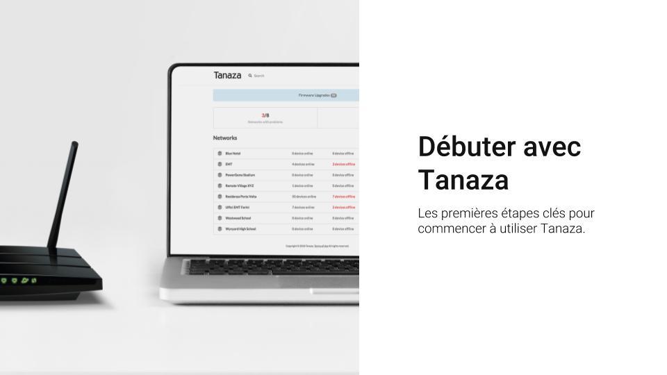 FRA Guide débutant Tanaza