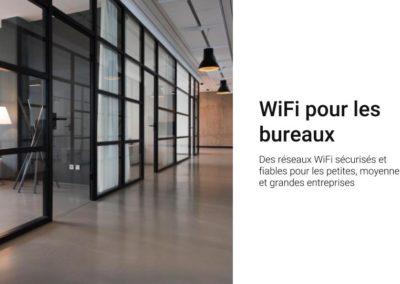 Tanaza WiFi pour les bureaux