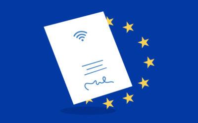 WiFi4EU: i prossimi step dell'iniziativa