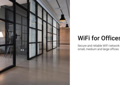 WiFi for offices