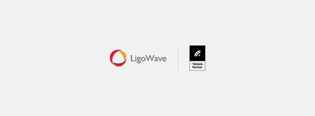 Tanaza Ligowave Partnership