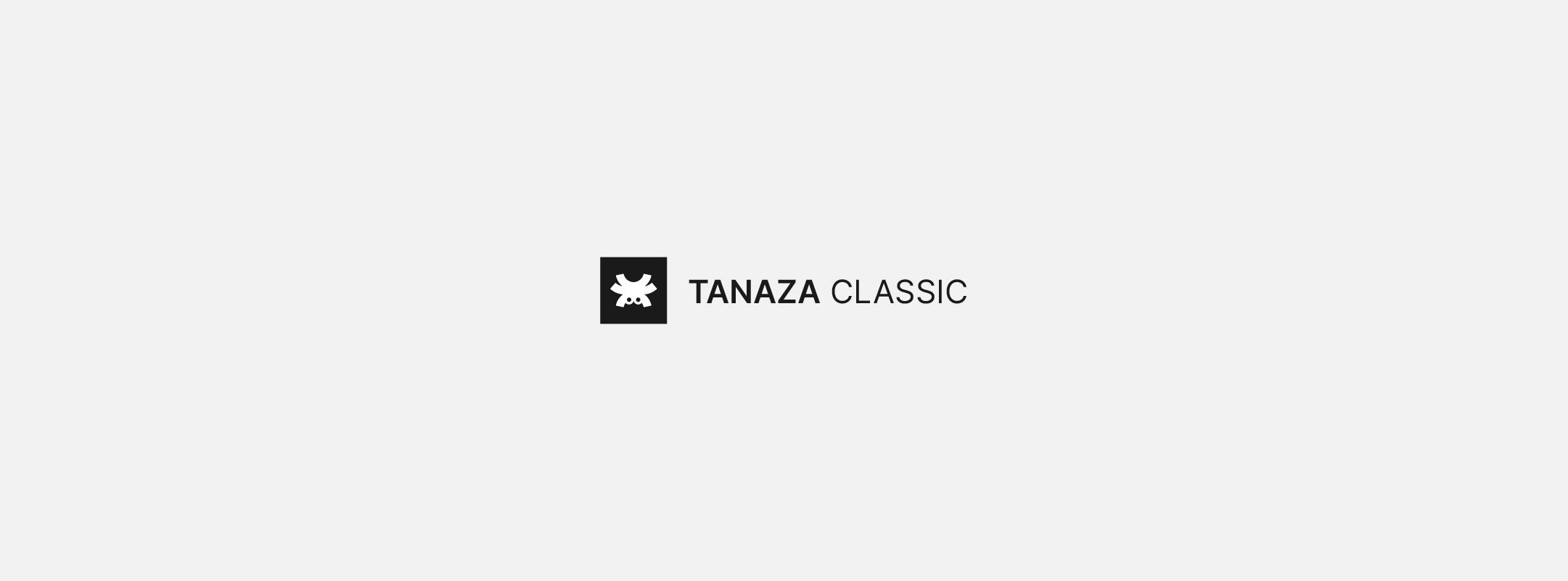 Tanaza Classic Logo