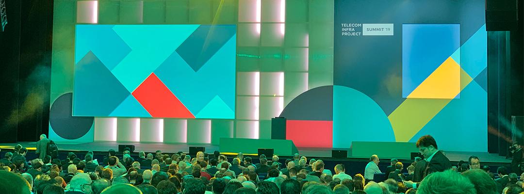 TIP Summit 2019 stage