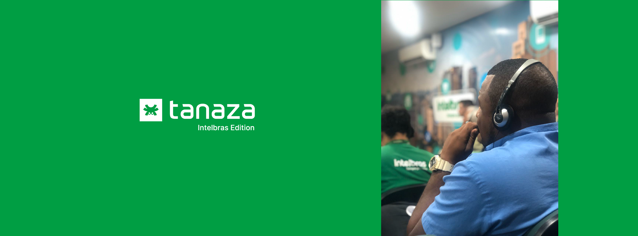 Tanaza Intelbras Edition