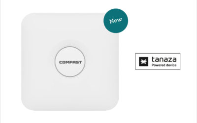 New Tanaza Powered Device: Comfast CF-E375AC V2