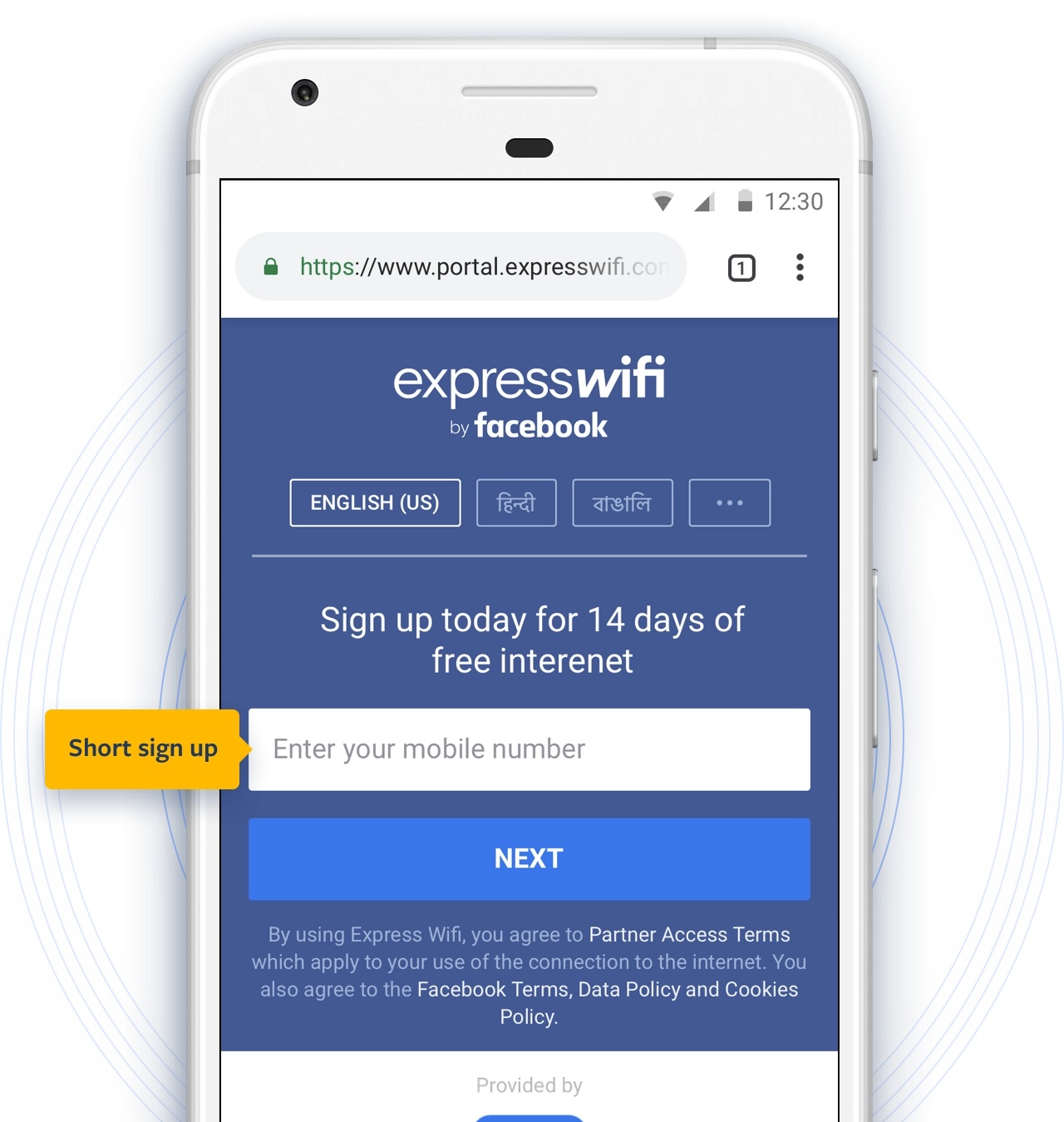 Express WiFi by Facebook