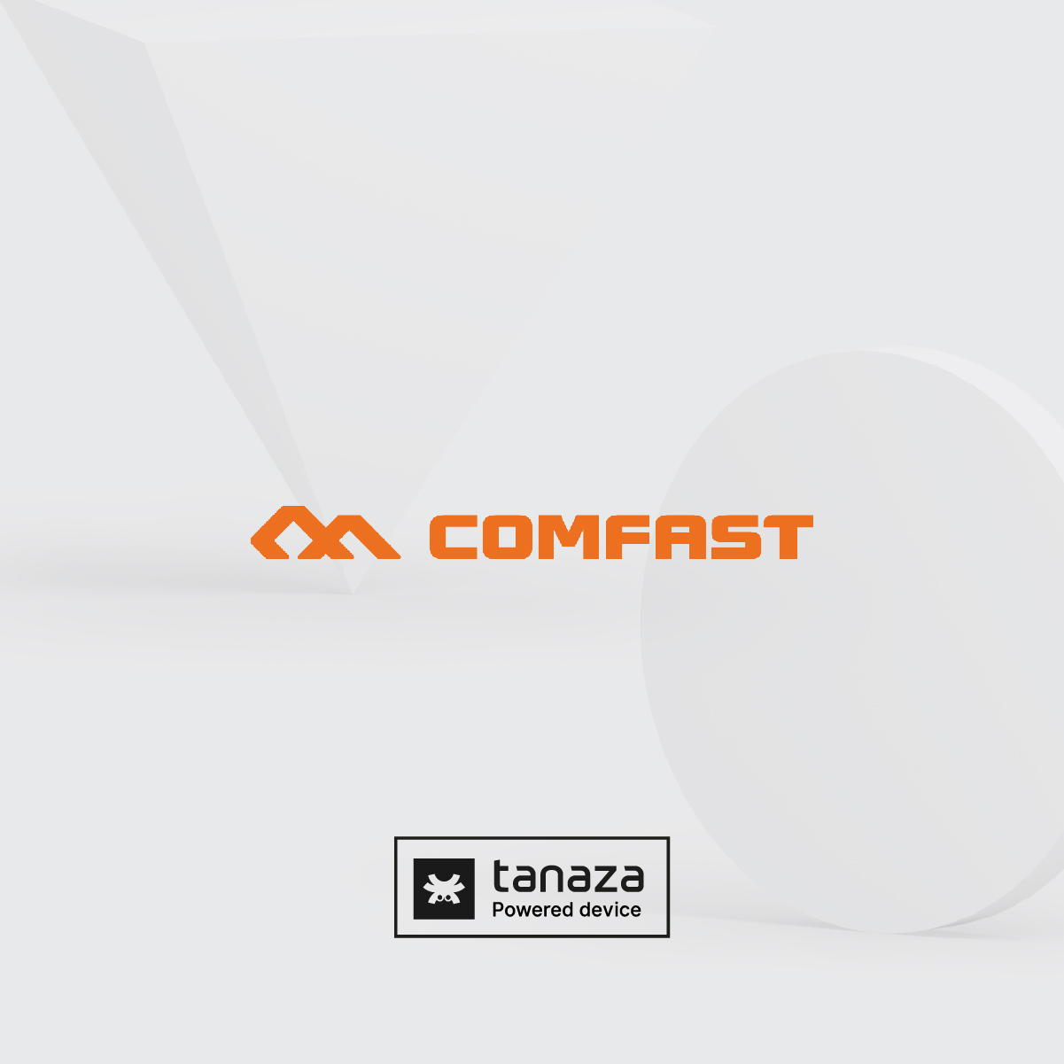 Comfast joins the Tanaza Powered Device